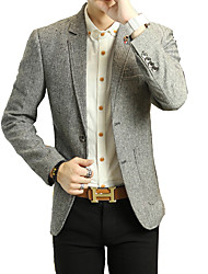 Autumn/new/man/fashion/coat/leisure/long/suit/han edition NSCQ-XZ-DZ3902