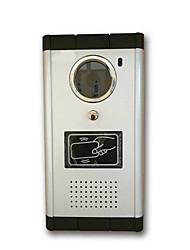 вилла здание домофон HD громкой видео домофон дверной звонок hlfbscm99-N1-2