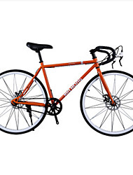 Bikes artes fixas Masculino / Mulheres / Unissex Comum Freio a Disco Comum / Quadro de Aço Comum / Anti-Escorregar Others 26 polegadas Aço