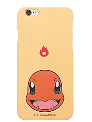 Pocket Little Monster Charmander 4.7 inch Iphone 6/6S Hard Matting Cellphone Cover