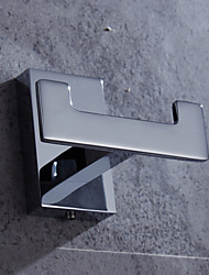 Robe Hook / Polished Brass / Wall Mounted /10*8*15 /Brass /Contemporary /10 8 0.166