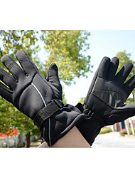 2015 Winter Riding Gloves, Mountain Bike, Waterproof And Thermal Insulation PU Stick Slip