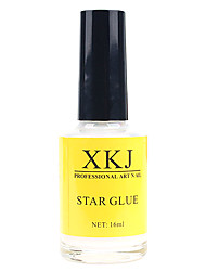 Nail Gel UV polacco 16Apply it to nail, wait 9 minutes till it become transparent , apply different colors of galaxy sticker on nail