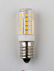 E14 7W 2835 33SMD 450LM Warm /Natural White Tiny LEDs Corn Light