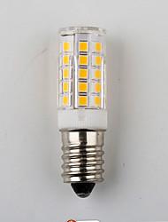 E14 7W 2835 33smd 450lm caldo bianco naturale minuscoli led luce / mais