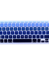 Silicone clavier Couvre For11.6 '' / 13.3 '' / 15.4 '' Macbook Pro avec Retina / MacBook Pro / Macbook Air avec Retina / MacBook Air