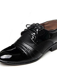 Men's Shoes Casual Oxfords Black / Brown