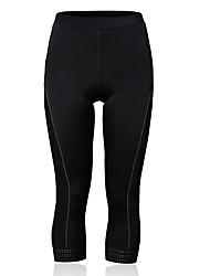 SPAKCT Radsport Unten Damen Fahhrad Atmungsaktiv / Rasche Trocknung / 3D Pad / Reflexstreiffen Dehnbar Elasthan / Nylon M / L / XL / XXL