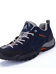 Running Shoes Men's Anti-Slip / Anti Shark Low-Top IntermediateRunning/Jogging Lace-up Polyester Latex / Rubber