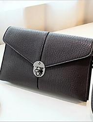 Damen PU Alltag / Im Freien Handgelenk-Tasche