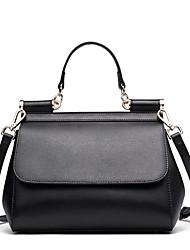 Stiya Fashion Genuine Leather Multifunction Lady Business Two Ways Design Shoulder Bag