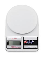 assando materiais medicinais de balança eletrônica escala de cozinha do agregado familiar com a função da pele 1 g - 5 kg