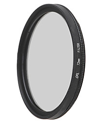 emoblitz 72mm cpl polarisant circulaire filtre de lentille