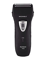 Electric Shaver Men Face Electric Pivoting Head Stainless Steel FLYCO