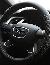 simples ensembles de roues de mode de direction en cuir de voiture de l'atmosphère haut de gamme