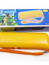 Dog Entraînement Electronique Portable CD- 100 Plastique Jaune