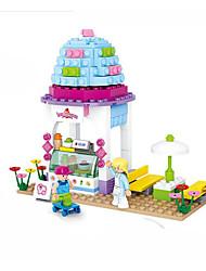 Bausteine Für Geschenk Bausteine / ABS Regenbogen Spielzeuge