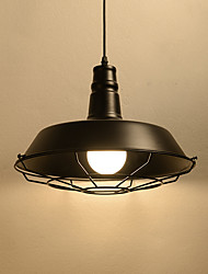 Max 60W Retro Industrial pendant lights Dining Room, Bedroom, Living Room, Study Room/Office, Kitchen chandeliers