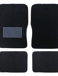Full Set Heavy Duty Carpet Floor Mats,Front & Rear, Driver & Passenger Seat Ridged Heavy Duty Floor Mats for Cars