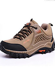 Unisex Sneakers Spring / Summer / Fall / Winter Comfort Leatherette Gore Green / Purple / Red / Gray / Khaki Hiking