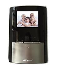 Building Intercom System 4-Inch Color Video Intercom Doorbell 1804N Color