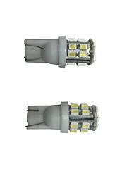 2 PC 2012 a 2016 año nuevo mini x5 x6 525i 523i T10 canbus 4w llevaron coche de la lámpara de lectura de ancho de color blanco de la