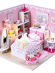 Angel dream home diy hut assembled model room hall