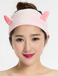Orecchiette Headband Face Makeup Hairdo Towel