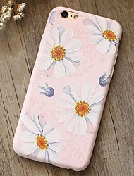 Back Shockproof Flower TPU Soft Shockproof Case Cover For Apple iPhone 6s Plus/6 Plus / iPhone 6s/6 529065783037