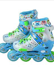 Обувь для скейтбординга Синий / Розовый Обувь Унисекс Полиуретан