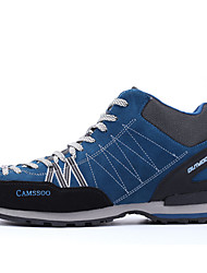 Camssoo Men's Hiking Mountaineer Shoes Spring / Summer / Autumn / Winter Damping / Wearable Shoes Gray / Blue