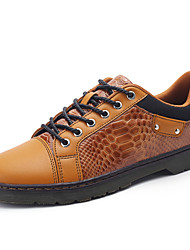Men's Shoes Outdoor / Office & Career / Party & Evening Flats Outdoor / Office & Career / Party & Evening WalkingFlat