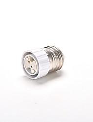 e27 для MR16 5pcs лампы Держатель конвертера керамики легкий адаптер преобразования / серия