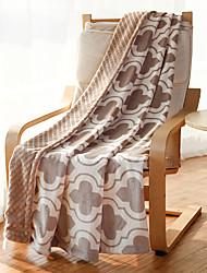 """Фланель В соответствии с фото,Принт и жаккард Цветочные / ботанический 100% хлопок одеяла W59""""×L70"""""""