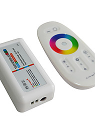 Jiawen 2.4G Wireless RGB-LED-Controller Touch-Screen-rgb-Steuersystem geführt (dc 12-24V)