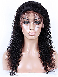Latest Lace Wigs Unprocessed Human Hair Lace Wig Natural Color Kinky Curly Brazilian Virgin Hair Lace Front Wigs