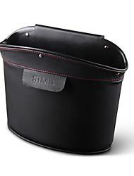 Automotive fornece caixa de armazenamento de detritos caixa de luvas de barris pendurados