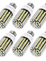 YouOKLight 6PCS High Luminous E27 E14 220V 136*SMD5733 LED Corn Bulb 12W Spotlight LED Lamp Candle Light