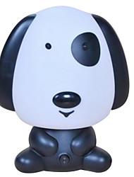 desenhos animados filhote de cachorro criativo lâmpada LED