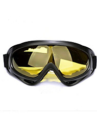 The Impact of Sand Skiing Glasses  Motorcycle Riding Goggles Outdoor Sports X400 Tactical Goggles