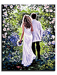 hand painted oil painting Canvas Painting Home Decor Wedding Decoration