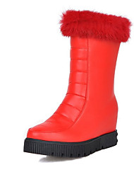 Women's Shoes   Wedges / Fashion Boots Boots Outdoor / Office & Career / Casual Platform OthersBlack /&6-19