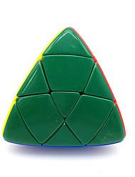 Yongjun® Гладкая Speed Cube 3*3*3 профессиональный уровень Необычные игрушки / Логические игрушки Белый ABS