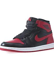 Nike Air Jordan 1 Retro High OG Women's Shoe Skate Chukka Sport Sneakers Athletic Casual Shoes Red