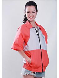 кондиционер одежды новой летней одежды специальный вентилятор охлаждения Комбинезон моды верхней одежды существенно термоплегия