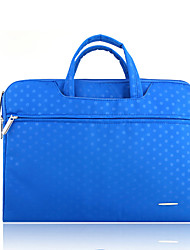 13/14inch Universal Solid Color Waterproof Nylon Laptop Bag/Handbag Blue/Black/Green/khaki