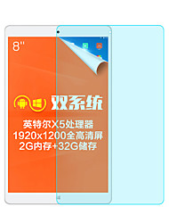 Hartglas High Definition (HD) / Ultra dünn Vorderer Bildschirmschutz Anti - Blaulicht / KratzfestScreen Protector ForOther Other