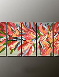 Ручная роспись Натюрморт Modern,2 панели Холст Hang-роспись маслом