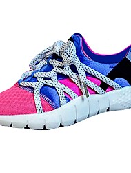 Women's Shoes Libo New Style Platform Outdoor Comfort Navy / Gray / Fuchsia Breathable Fashion Sneakers