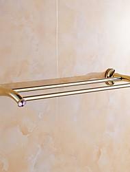 Towel Bar / Polished Brass / Wall Mounted /60*15*10 /Brass60 15 0.878